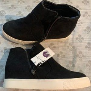 Women's Cindy Wedge Sneakers